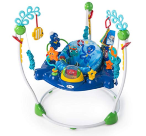 this is an image of Neptune's Ocean Discovery Activity Jumper for babies