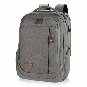 this is an image of a The travel laptop backpack for teens