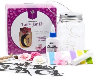 This is an image of baby diy crafts fairy