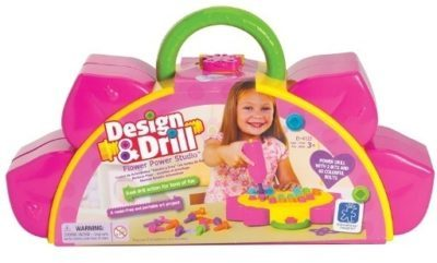 This is an image of baby girl educational toy