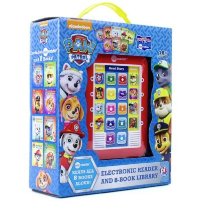 This is an image of kids electronic book library reader for kids