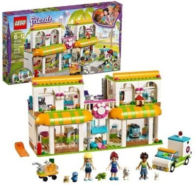 This is an image of kids lego friends heartlake city pet for girls