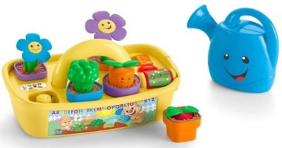 This is an image of baby smart garden toys