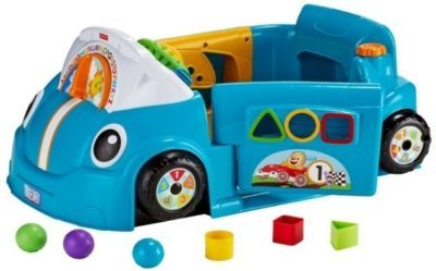 This is an image of baby blue car crawl arround with smart stage
