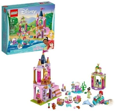 This is an image of girls lego disney aurora