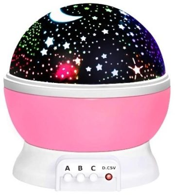 This is an image of girls starlight in pink color