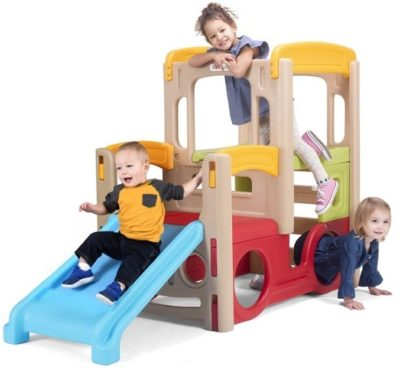 This is an image of toddler's adventure climber