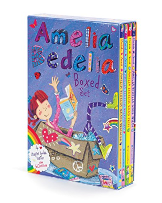 This is an image of an Amelia Bedelia children's book.