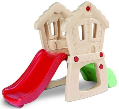 This is an image of toddler's climber with slide