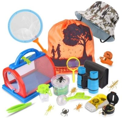 This is an image of girl's outdoor kit
