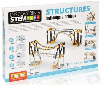 This is an image of girl's STEM structures constructions building set