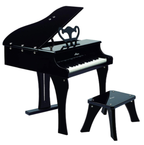 this is an image of a hape grand piano
