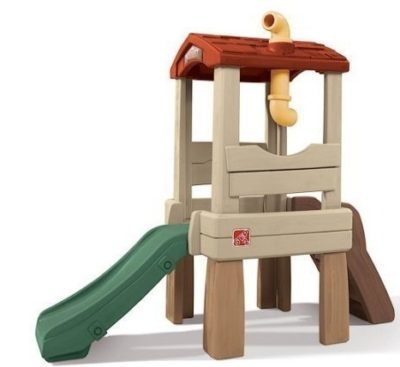 This is an image of toddler's climbers playhouse