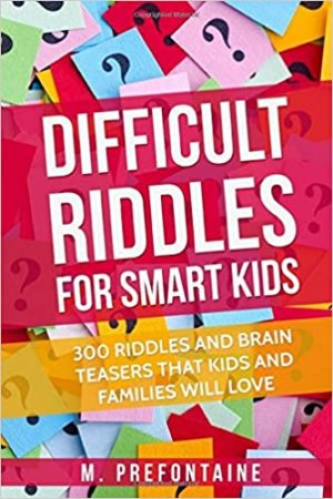 Image of Kids Riddle Book