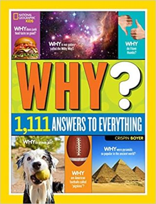 Image of National Geographic Kids Answer Book