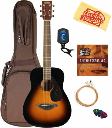 This is an image of Yamaha JR2 Junior-Size 33-Inch Acoustic Guitar