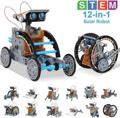 This is an image of 12-in-1 STEM Building Kit
