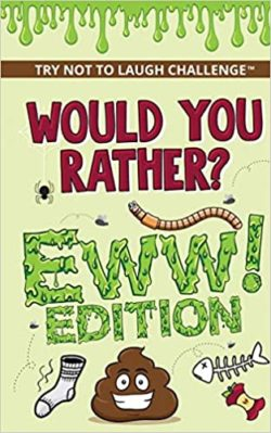 Image of Would You Rather Book