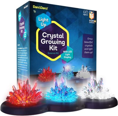 Image of Grow Your Own Light-Up Crystals