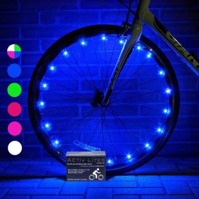 Image of Bike Tire LED Lights