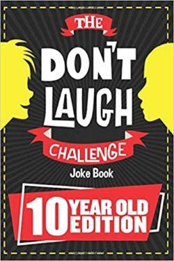 image of Don't Laugh Challenge Joke Book