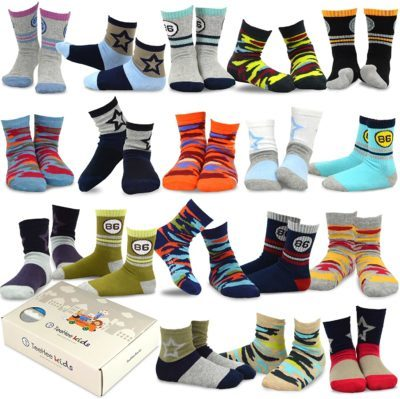 Image of TeeHee 18-Pack Socks