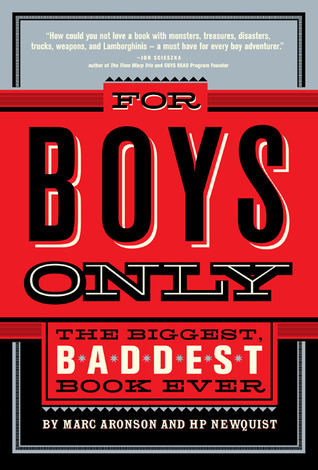 Image of For Boys Only Book