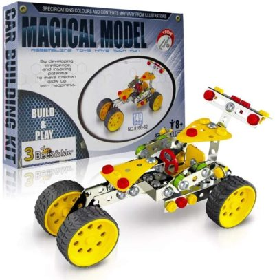Image of STEM Car Building Kit