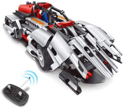 Image of Build-Your-Own RC Car