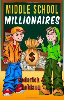 Image of Middle School Millionaires Book