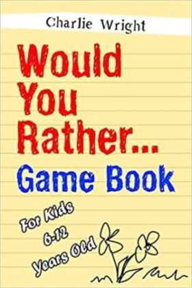 This is an image Would You Rather Book