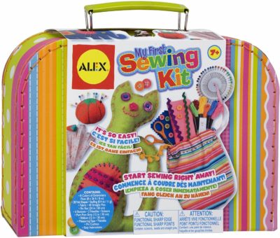 This is an image of Alex Craft My First Sewing Kit Kids Art and Craft Activity