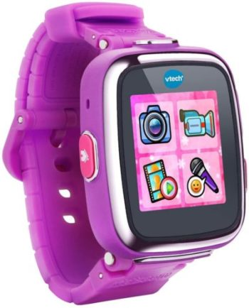 This is an image of VTech Kidizoom Smartwatch DX – Purple