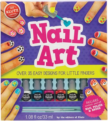 Image of Klutz Nail Art