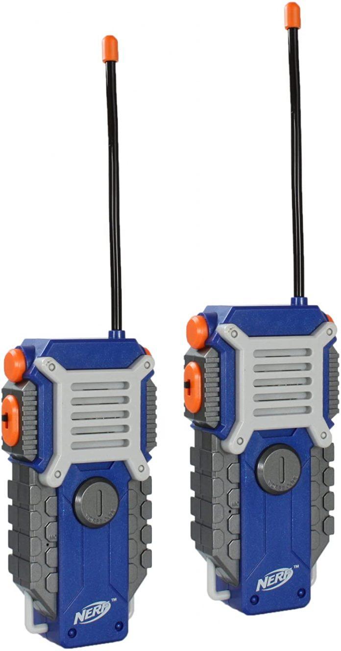 Fun nerf walkie talkies for Children