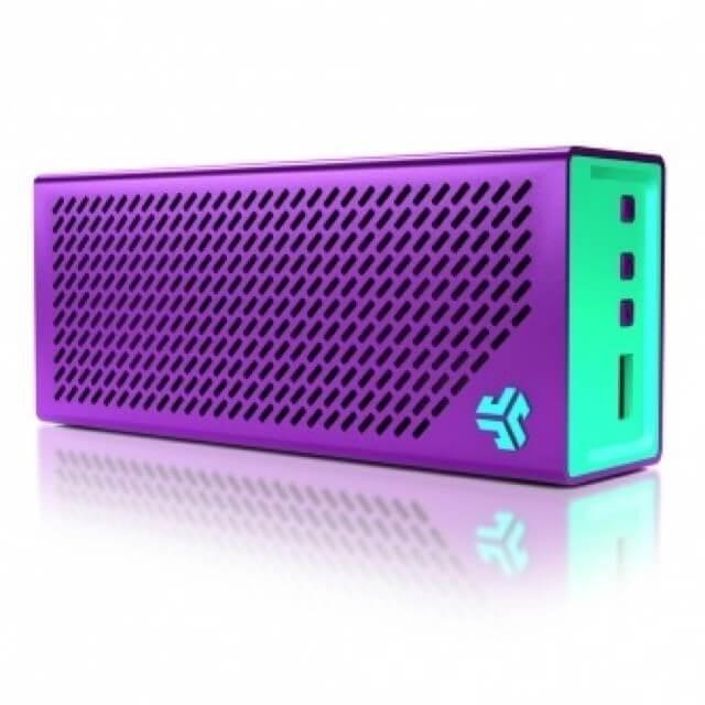 kids purple bluethooth speaker